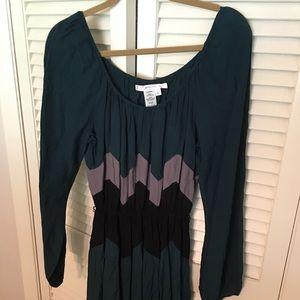 Max Studio long sleeve dress pre-loved